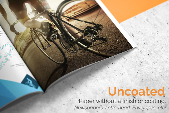 Uncoated Paper